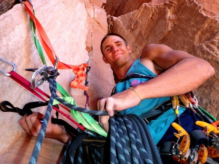 Multipitch belay must